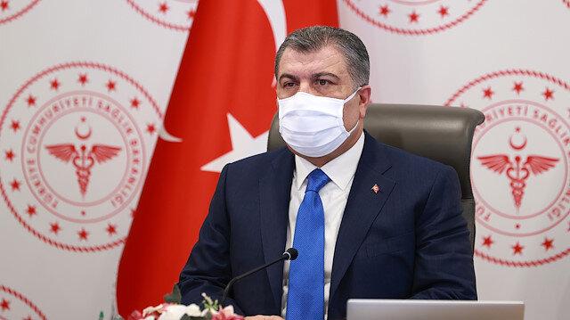 Sağlık Bakanı Koca'dan normalleşme mesajı: Kısıtlamaların kademeli olarak kalkacağı günlere ulaşıyoruz
