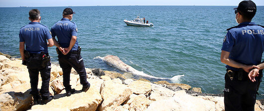Denizde<br>gören polisi aradı