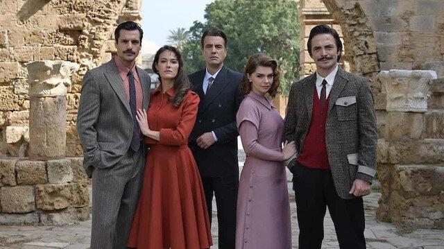 'Bir Zamanlar Kıbrıs' dizisinin yeni bölümü 20 Mayıs'ta izleyiciyle buluşacak