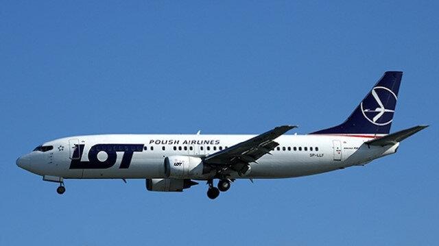 Tel Aviv'e uçuşlar peş peşe iptal: Polonya da askıya aldı