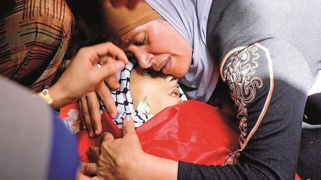 Gazze'de çocuklara bomba: Şehit sayısı 67'ye yükseldi