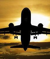 Hiçbir yere gitmeyen uçuşun biletleri 2,5 dakikada tükendi