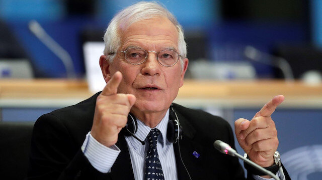 AB Yüksek Temsilcisi Borrell: İsrail-Filistin meselesini çözme kapasitemiz yok