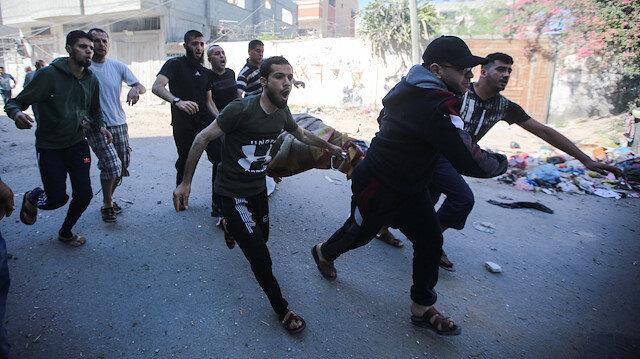 İsrail öldürmeye devam ediyor: Şehit sayısı 109'a yükseldi
