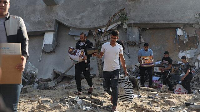 Filistin Sağlık Bakanlığı: İsrail'in zehirli gaz kullandığı tahmin ediliyor