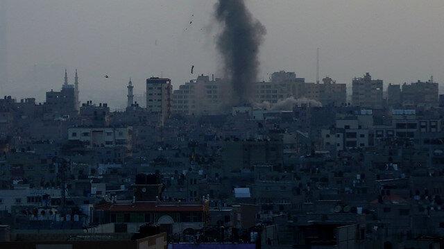 İsrail çok katlı binaları hedef alarak direnişi zayıflatmaya çalışıyor