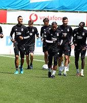 Beşiktaş tam kadro