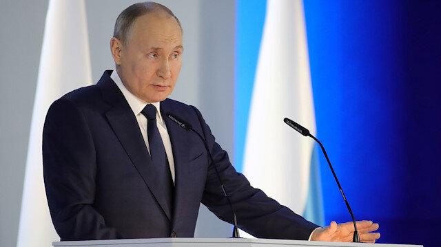 Putin: Filistin-İsrail gerilimi Rusya'nın güvenlik çıkarlarını doğrudan ilgilendiriyor