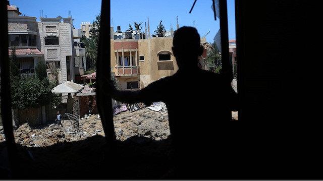 İşgalci İsrail kana doymuyor: Aralarında hamile bir kadının olduğu 6 kişilik ailenin tüm fertlerini katletti