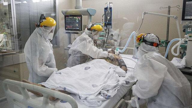 Türkiye'nin 14 Mayıs koronavirüs tablosu açıklandı