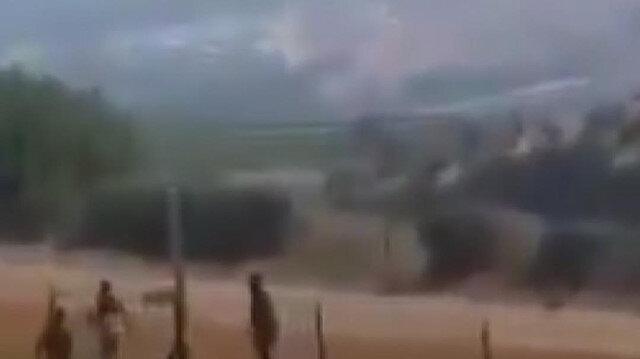 İşgalci İsrail, Filistin sınırını geçmeye çalışan Lübnanlılara ateş açtı: 1 ölü