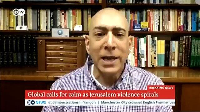 Alman DW News İsrail'in eleştirildiği röportajı yayından kaldırdı