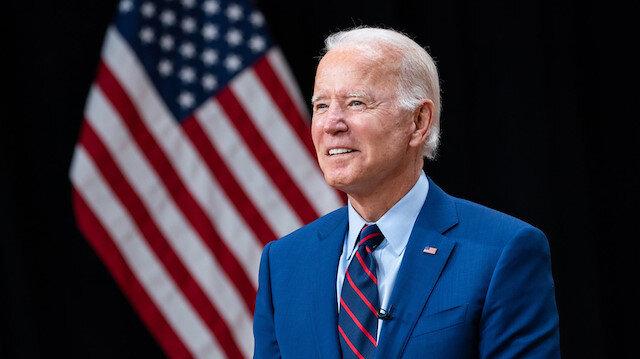 ABD Başkanı Biden: Filistinliler ve İsrailliler eşit derecede yaşamayı hak ediyor
