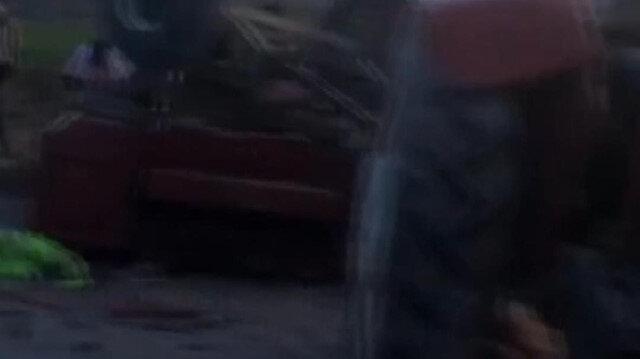 Haymana'da traktör devrildi: 3'ü çocuk 4 kişi hayatını kaybetti, 18 kişi yaralandı