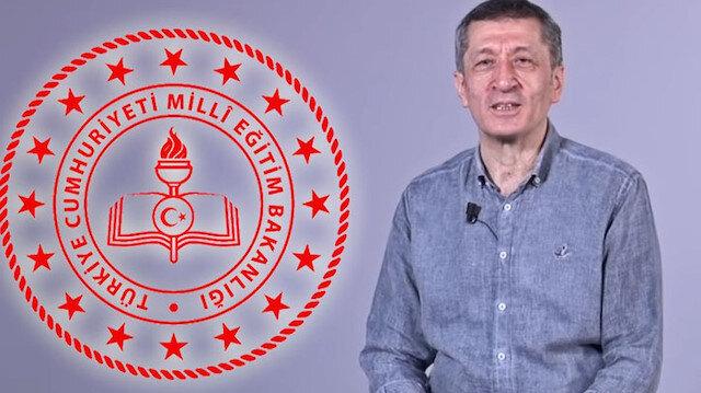 Milli Eğitim Bakanı Selçuk Youtube'dan duyurdu: 9.10.11 ve 12. sınıflar ne yapsın?