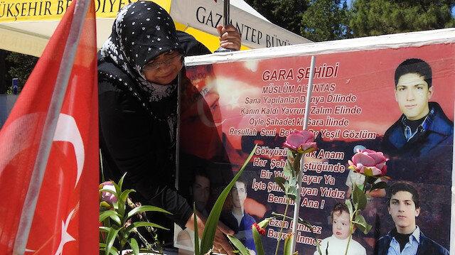 Evlat nöbetindeki aileler: Ha HDP ha İsrail değişen bir şey yoktur