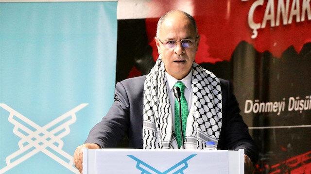 Filistin'in Ankara Büyükelçisi Mustafa: Bu işgali söküp atacağız