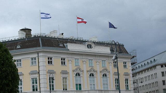 İran'dan devlet binalarına İsrail bayrağı çeken Avusturya'ya ziyaret iptali