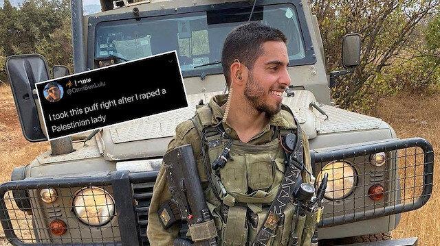 Tecavüzcü İsrail askeri Hamas'ın roket atışlarıyla öldürüldü