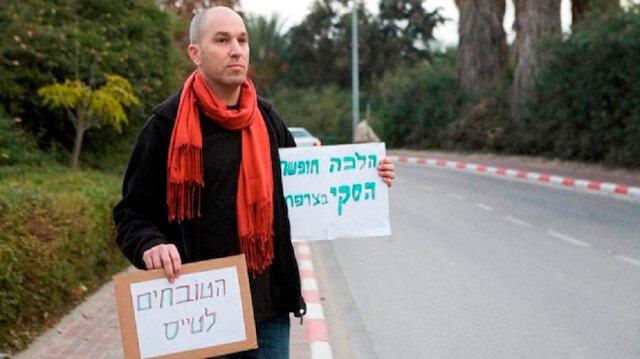 İsrail ordusundan istifa eden yüzbaşı: İsrail ordusu bir terör örgütü komutanları savaş suçlusudur