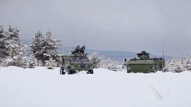 Türk Silahlı Kuvvetlerine iki yeni kan: OMTAS taşıyıcılı PARS ve KAPLAN'ın teslimatları yapıldı