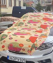 İstanbulda halılı battaniyeli önlem