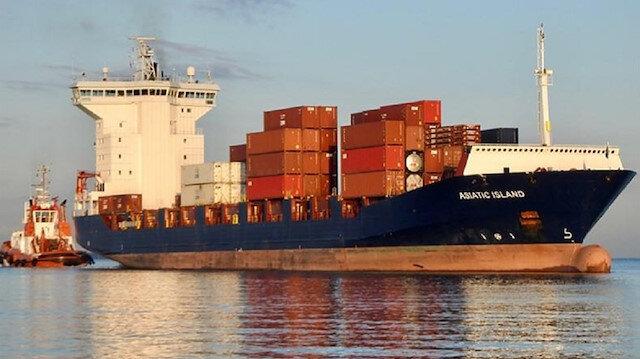 İtalyan işçiler İsrail'e silah taşıyacak gemiye yükleme yapmadı
