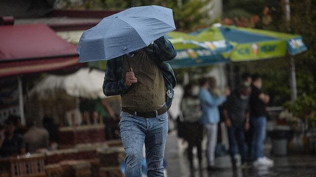 Ankara Valiliği'nden kuvvetli sağanak uyarısı