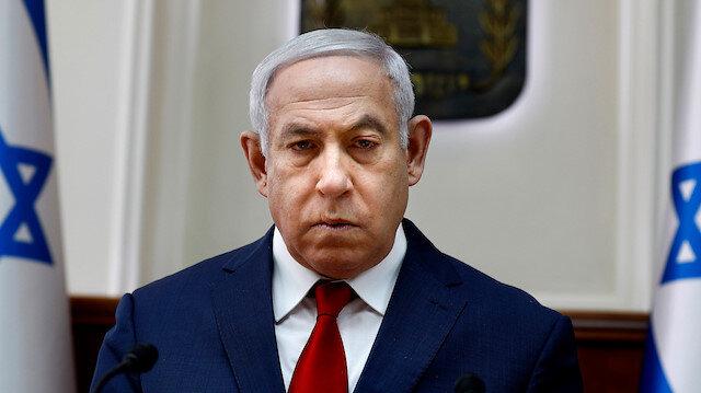 Netanyahu 'katliamlarına destek veren' ülkelerin bayraklarını paylaştı