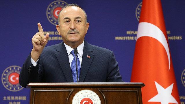 Bakan Çavuşoğlu Katar ve Pakistanlı mevkidaşlarıyla Filistin'i görüştü