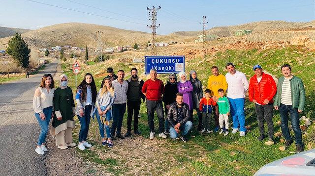 Başkan Aytemür'ün Döneminde Derik Belediyesi 147 Yıllık Tarihinde İlkez Turist Ağırladı..