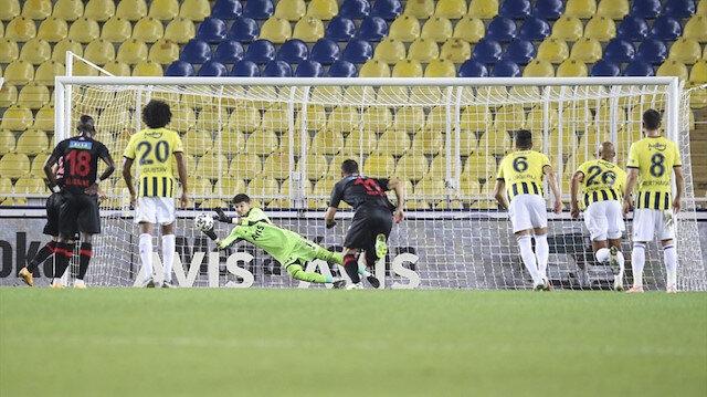 Süper Lig'de 2020-2021 sezonunun en çok penaltı kullanan takımı belli oldu