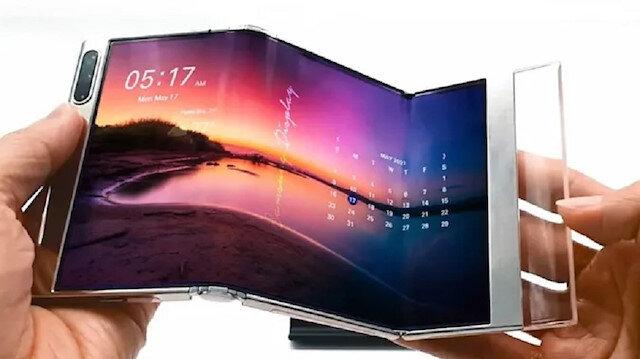 Samsung yeni nesil esnek ekranları sergiledi