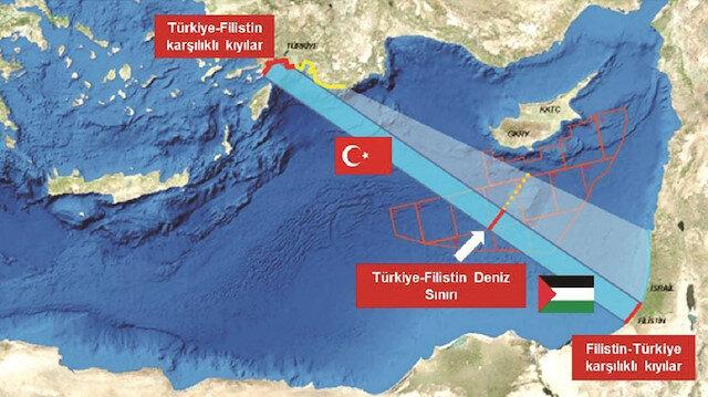 Filistin'e Libya modeli: Deniz yetki anlaşması dengeleri değiştirebilir