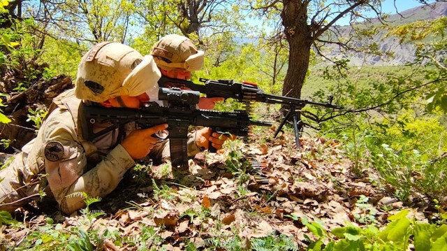 İçişleri Bakanı Soylu: Eren operasyonlarında 10 terörist etkisiz hale getirildi