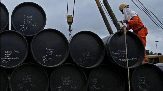 Brent petrolün varil fiyatı 68 doların üzerinde