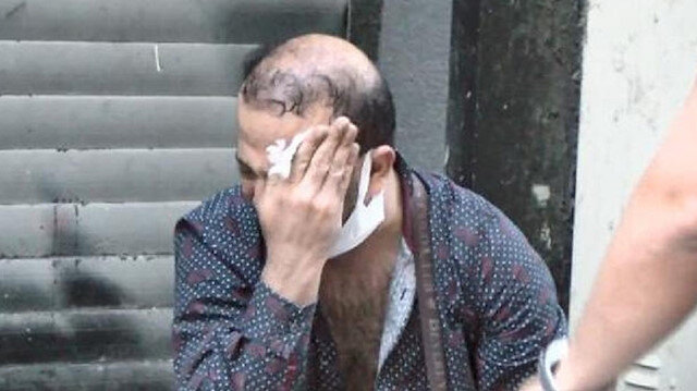 10 bin doları çalındı: Ummanlı turist Taksim'de gözyaşlarına boğuldu