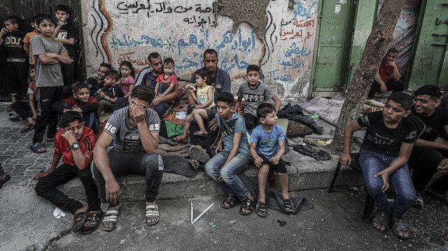 Filistin'den BM'ye: İsrail'in çocuklara karşı işlediği suçları durdurun