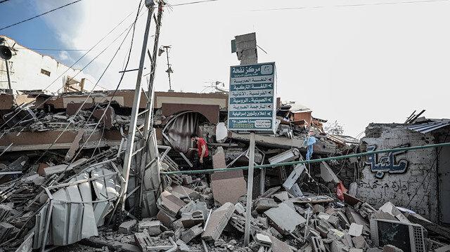 İsrail, Gazze'nin tüm yaşamsal kaynaklarını hedef alıyor
