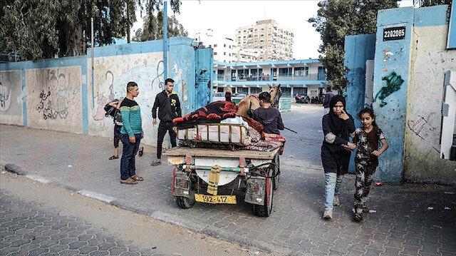 BM duyurdu: İsrail'in Gazze'ye saldırıları sonucu en az 52 bin kişi yerinden edildi