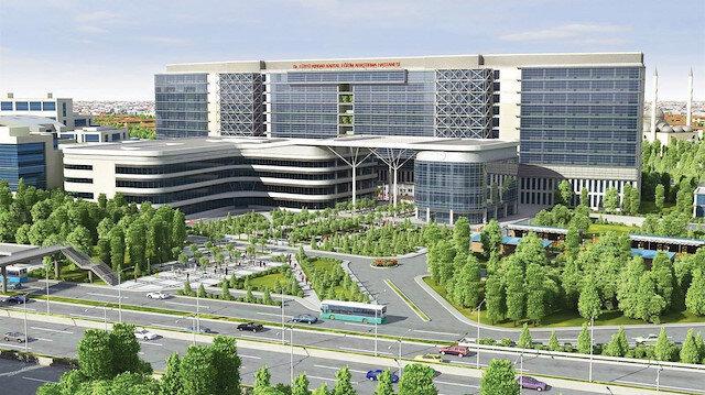 Şehir hastaneleri 22 milyon kişiye şifa oldu