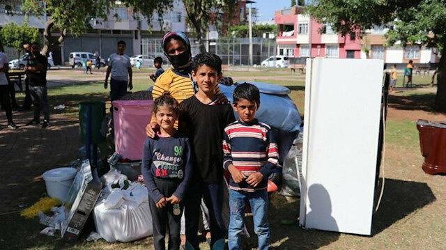 Kirasını ödeyemediği için sokakta kalmışlardı: O aileye devlet sahip çıktı
