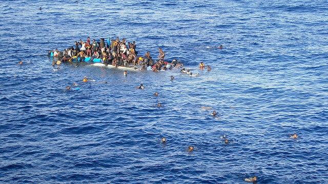 Tunus açıklarında göçmen gemisi battı: 57 kişi hayatını kaybetti