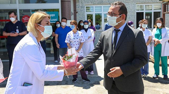 Meram Belediye Başkanı Kavuş hemşerilerini unutmadı