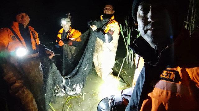 Kaçak avlanan 15 ton balık tekrar suya bırakıldı