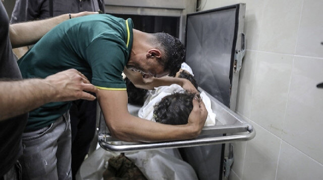 Dünya Sağlık Örgütü'nden Filistin açıklaması: Durum endişe verici