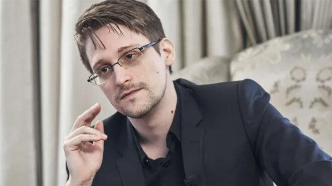 ABD Ulusal Güvenlik Ajansı (NSA) eski çalışanı Edward Snowden
