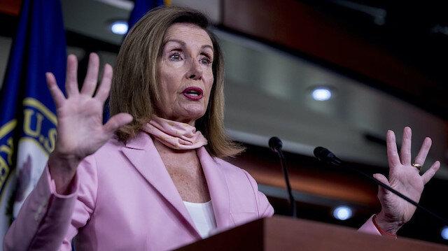 ABD Temsilciler Meclisi Başkanı Pelosi'den İsrail ve Filistin'e ateşkes çağrısı