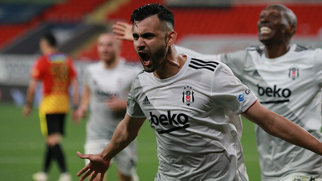 Beşiktaş'ın yıldızı siyah beyazlı formayı son kez mi giydi?