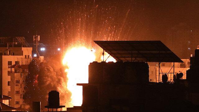 ABD İsrail'e 'Gazze katliamları öncesi' silah satışına onay verdi